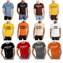 T-Shirt Herren The Bro Code Kurzarm Oberteil Style