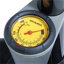 Topeak JoeBlow Max II Standpumpe Fahrrad Manometer Pic:3