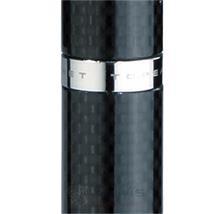 Topeak Handpumpe Micro Rocket Carbon, Schwarz Pic:2