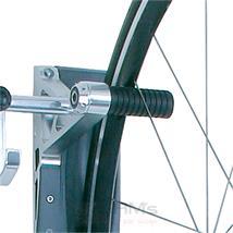 Topeak OneUP Fahrrad Wandhalterung Montage Pic:2