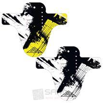 Azonic Splatter Fender Shocker Sattel Spritzschutz