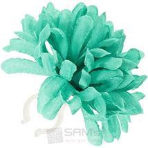 Basil Dekor Fahrrad Blume Lenker Mint Grün