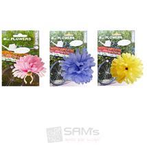 Basil Flower Dahlia Fahrrad Lenkerblume Dekoration