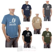 T-Shirt Herren Kurzarm Bruce Willis Yippie Ya Yeah