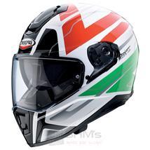 Caberg DRIFT Italia Integral Helm Weiß Rot Grün