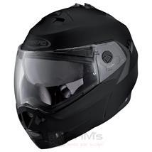 Caberg Klapp Helm Duke II 2 Matt Schwarz