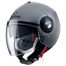 Caberg Riviera V3 Jet Helm Matt Gun Metallic Grau