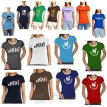 T-Shirt Damen Bro Code Chuck Homeboy Sheldon Cook