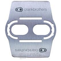 Crankbrothers Schutzschuh Shoe Shield Silber