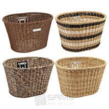 Electra Fahrradkorb Plastic Woven Basket