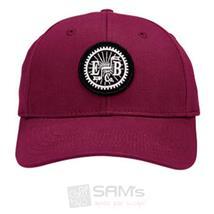 Electra Delivery Cap Baseballcap Rot Flexfit