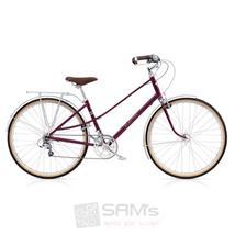 Electra Ticino 20D Regular Damen Fahrrad Wein Rot