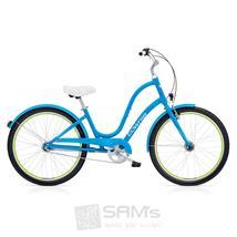Electra Townie Original 3i EQ Damen Fahrrad Blau