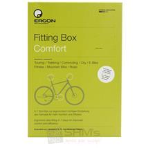 Ergon Fitting Box Comfort Fahrrad Einstellhilfe
