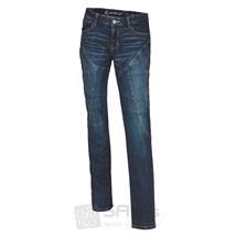Germot Jessy Motorrad Jeans Damen regular blau