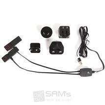 Lenz USB Ladegerät Type 1 Set mit 4 Adapterstecker