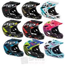 MET Fahrrad Helm Parachute Downhill DH Freeride FR