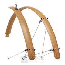 myBoo Fahrrad Bambus Schutzblech 28 Zoll