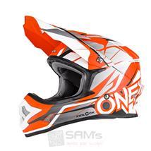 O'Neal Crosshelm 3Series Freerider Fidlock, Orange