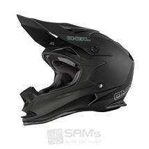 O'Neal 7Series EVO MATT MX Helm Schwarz