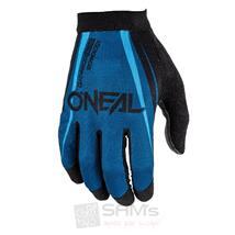 O'Neal AMX Handschuhe Blocker Schwarz Blau