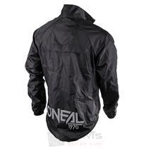 O'Neal Unisex Regenjacke Breeze, Schwarz Pic:1