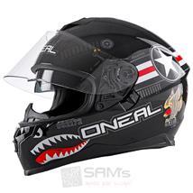 O'Neal Challenger Wingman Street Integral Helm
