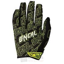 O'Neal Jump FLOW Lime Grün Handschuhe Pic:1