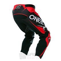 O'Neal Hardwear MX Hose Flow Jag Schwarz Rot Pic:1