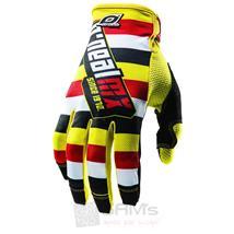 O'Neal Jump Repeat Rot Gelb Handschuhe