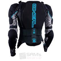 O'Neal MadAss MX Protektoren Jacke Moto Cross Pic:2