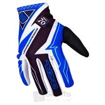 O'Neal Matrix MX Handschuhe RACEWEAR Schwarz Blau