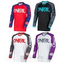 O'Neal Mayhem Lite Blocker Motocross Jersey Trikot