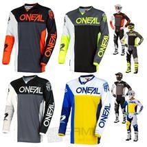 O'Neal Mayhem Lite Split Motocross Jersey Trikot