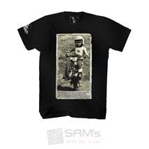 O'Neal Moto XXX T-Shirts WHEELIE Schwarz