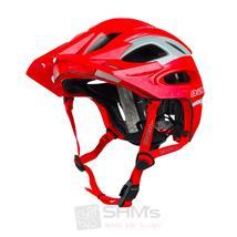 O'Neal Orbiter II Fidlock MTB Helm Grau Rot
