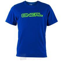 O'Neal Piledriver T-Shirt Blau Unisex Kurzarm