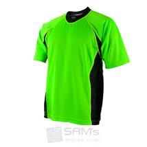 O'Neal Pin It kurzarm MTB DH Jersey Neon Grün