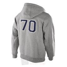 O'Neal Unisex Sweatshirt Racing 70, Grau Pic:1