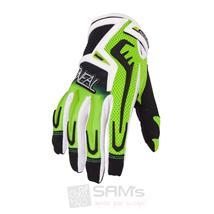O'Neal Reactor MX DH Handschuhe Schwarz Grün