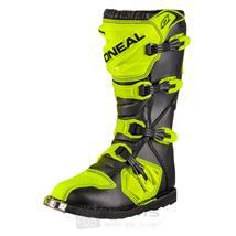 O'Neal Rider Boot MX Stiefel Hi-Viz Neon Gelb