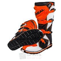 O'Neal Unisex Motocross Stiefel Rider Boot, Orange Pic:3
