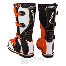 O'Neal Unisex Motocross Stiefel Rider Boot, Orange Pic:4