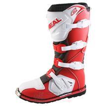 O'Neal Rider Boot MX Cross Stiefel Rot Weiß