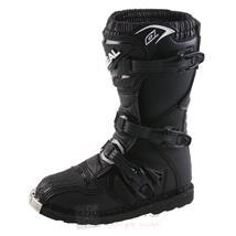 O'Neal Kids Rider Boot Schwarz Kinder MX Stiefel