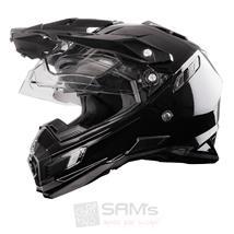 O'Neal Sierra Schwarz Motorrad Enduro Helm
