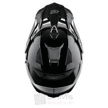 O'Neal Sierra Schwarz Motorrad Enduro Helm Pic:1