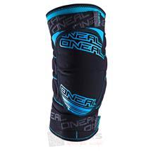 O'Neal Sinner MX DH Knie Schoner Protektor Blau