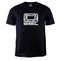 O'Neal Unisex T-Shirt Slickrock, Weiß Pic:1