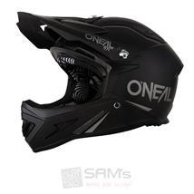 O'Neal Warp Fidlock MTB Helm Schwarz Matt
